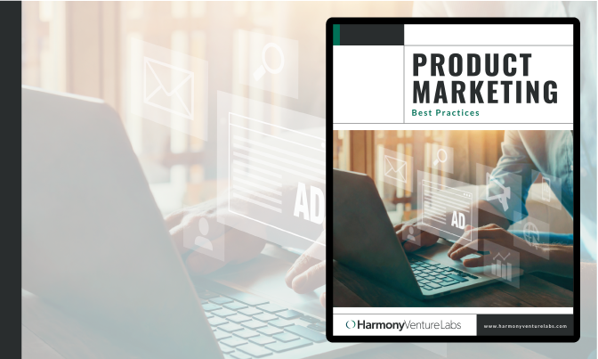 Product Marketing Best Practices eBook Cover